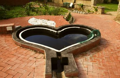The Pond/Watering System - The Heart of the ELRC