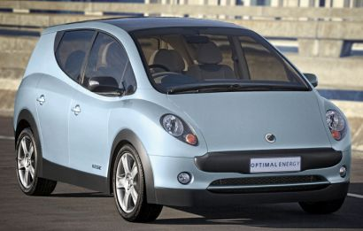 Joule Electric Car South Africa