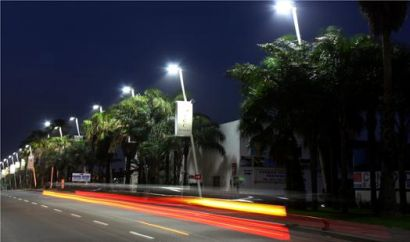 Philips LED street lighting