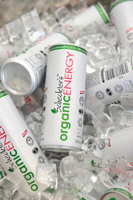 A new energy drink hits South African shelves, certified 100% Organic