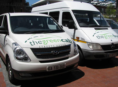 Green Cab Fleet