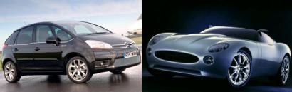 SA's first electric car: Citroen Picasso or Jaguar F-Type? The truth lies somewhere between.