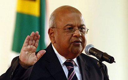 Pravin Gordhan - SA's Finance Minister