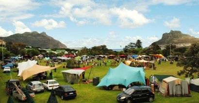 The Green Faire in Hout Bay last Saturday